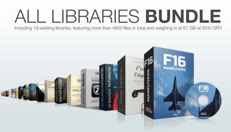 ALL Libraries Bundle