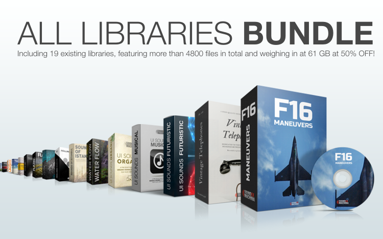ALL Libraries Bundle
