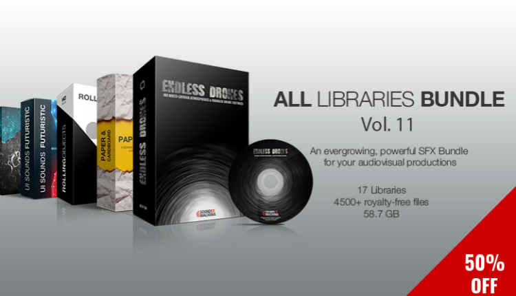 All Libraries Bundle (Vol 11)