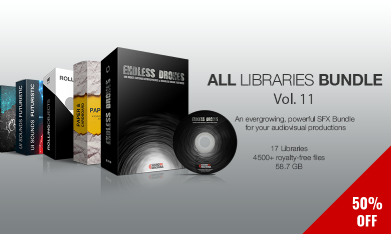 All Libraries Bundle (Vol 11)