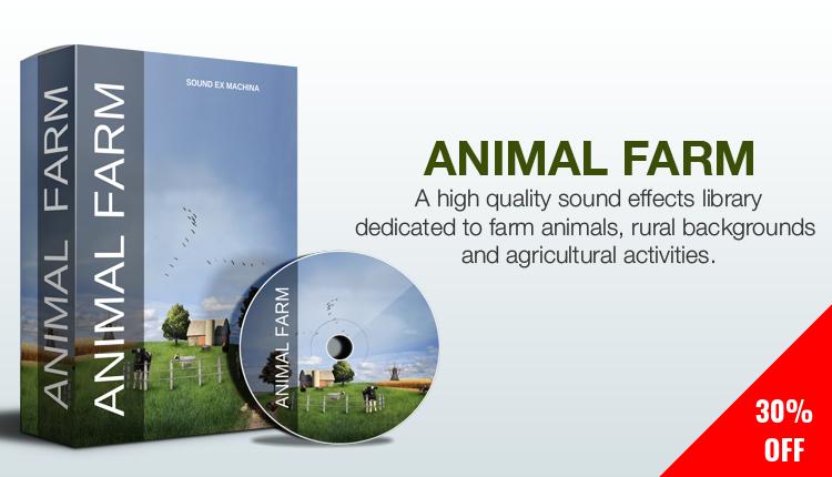 Animal Farm Sound Effects