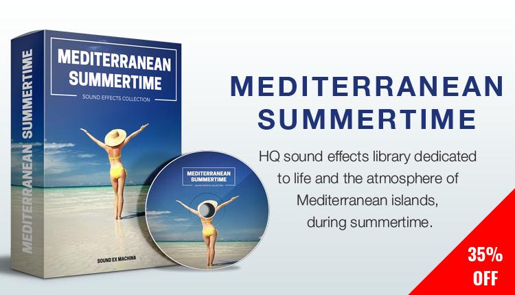Mediterranean Summertime - Free & Premium SFX Library -