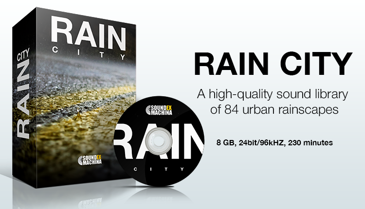 Rain City Sound Effects Library