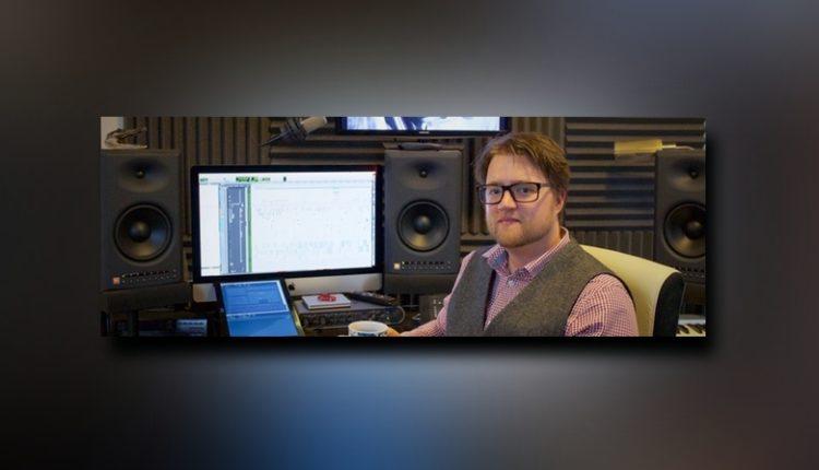 Brett Ardiel - Sound designer and mixer
