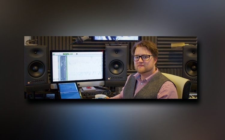 Brett Ardiel - Sound designer and mixer