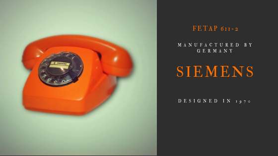 Siemens FeTap 611-2 1970