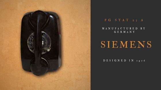 Siemens Fg Stat 23a 1956
