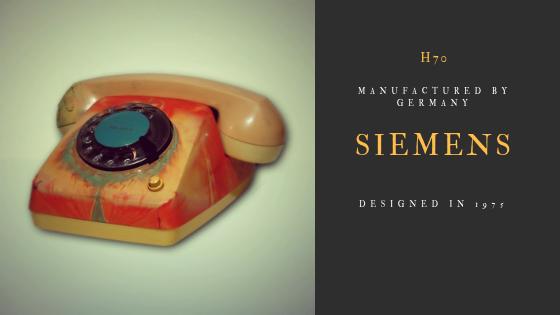 Siemens H70 1975