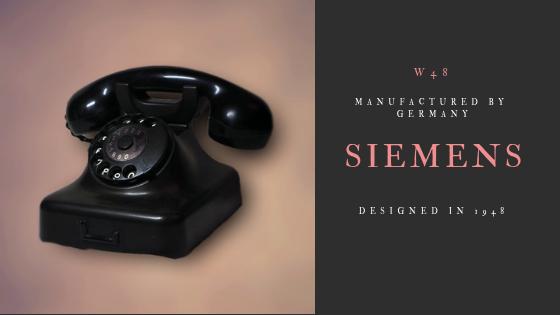 Siemens W48 1948