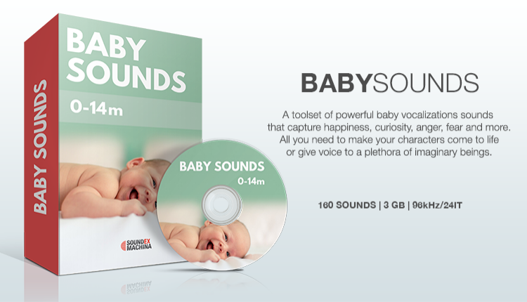 Baby Sound Effects library