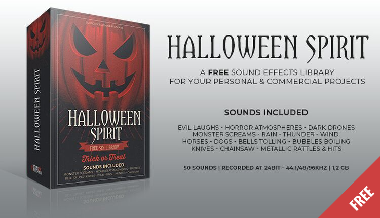 Free halloween sounds effects