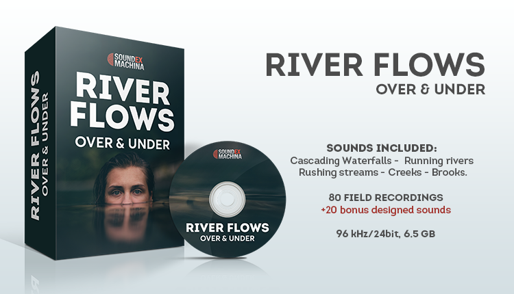 River Flows Sound Effects library
