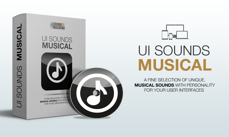 UI Sounds: Musical - Free & Premium SFX Library -
